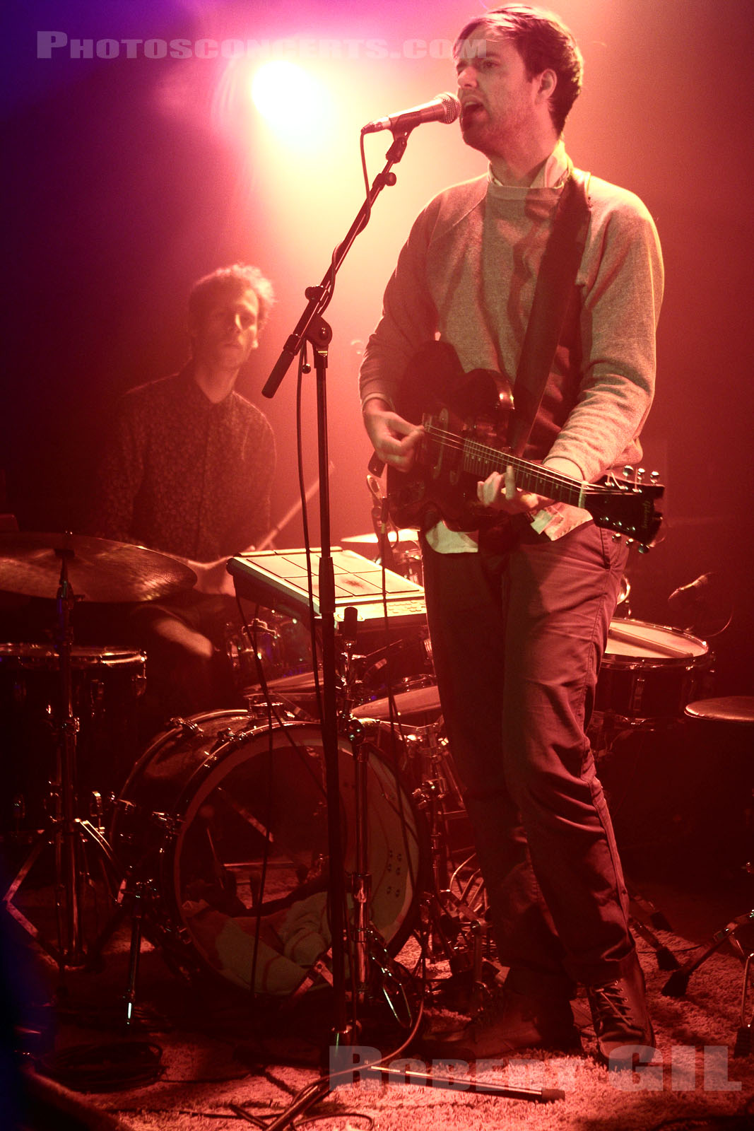 ABSOLUTELY FREE - 2013-11-28 - PARIS - La Maroquinerie