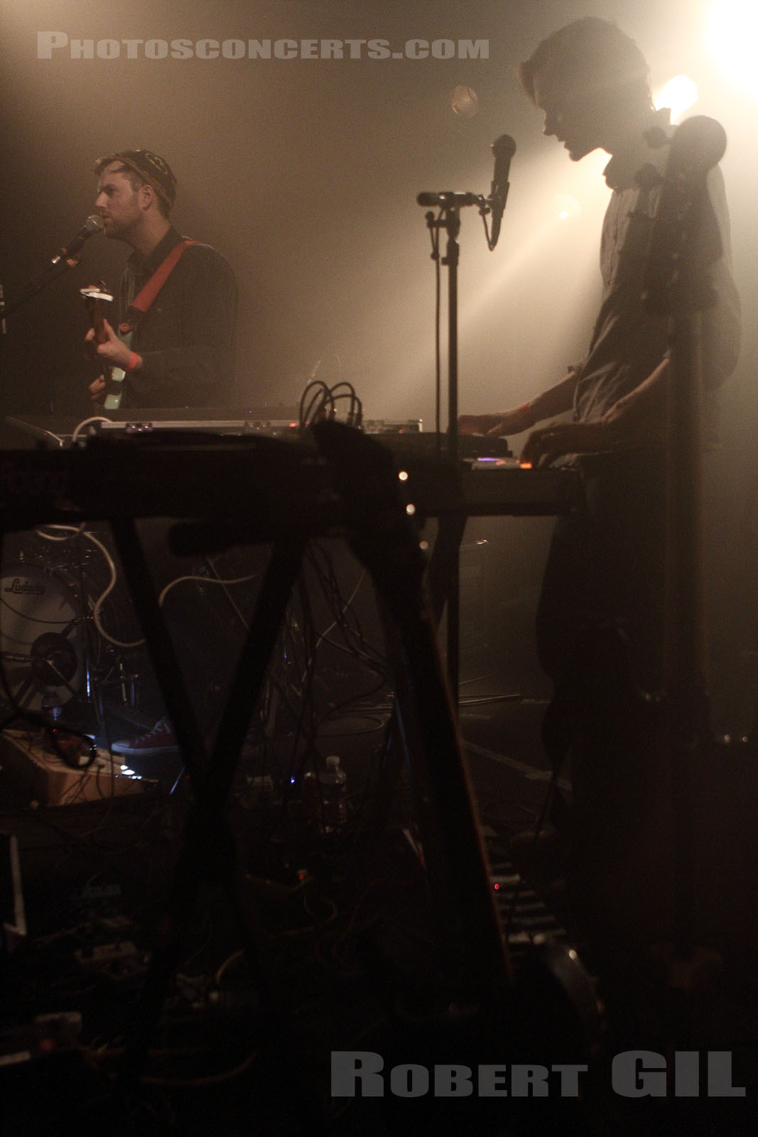 ABSOLUTELY FREE - 2015-02-09 - PARIS - Point Ephemere