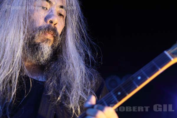 ACID MOTHERS TEMPLE - 2010-06-03 - PARIS - Cabaret Sauvage
