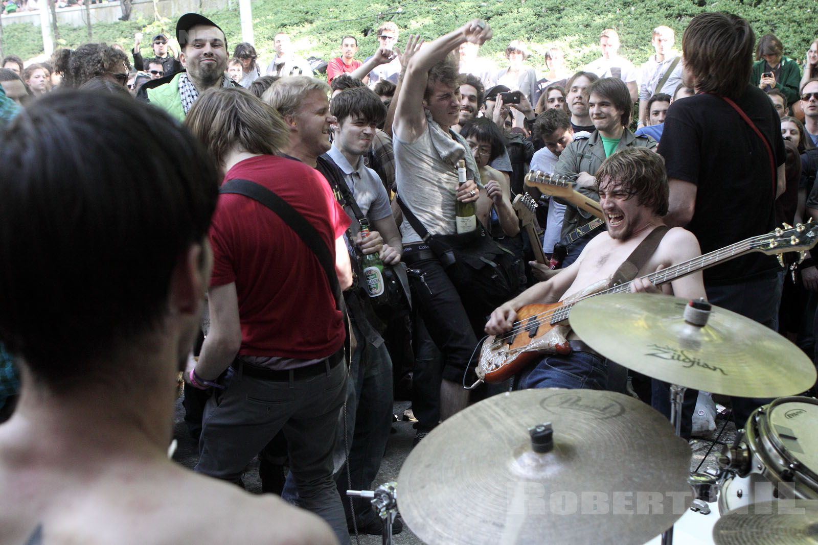 ACTION BEAT - 2011-05-28 - PARIS - Parc de la Villette