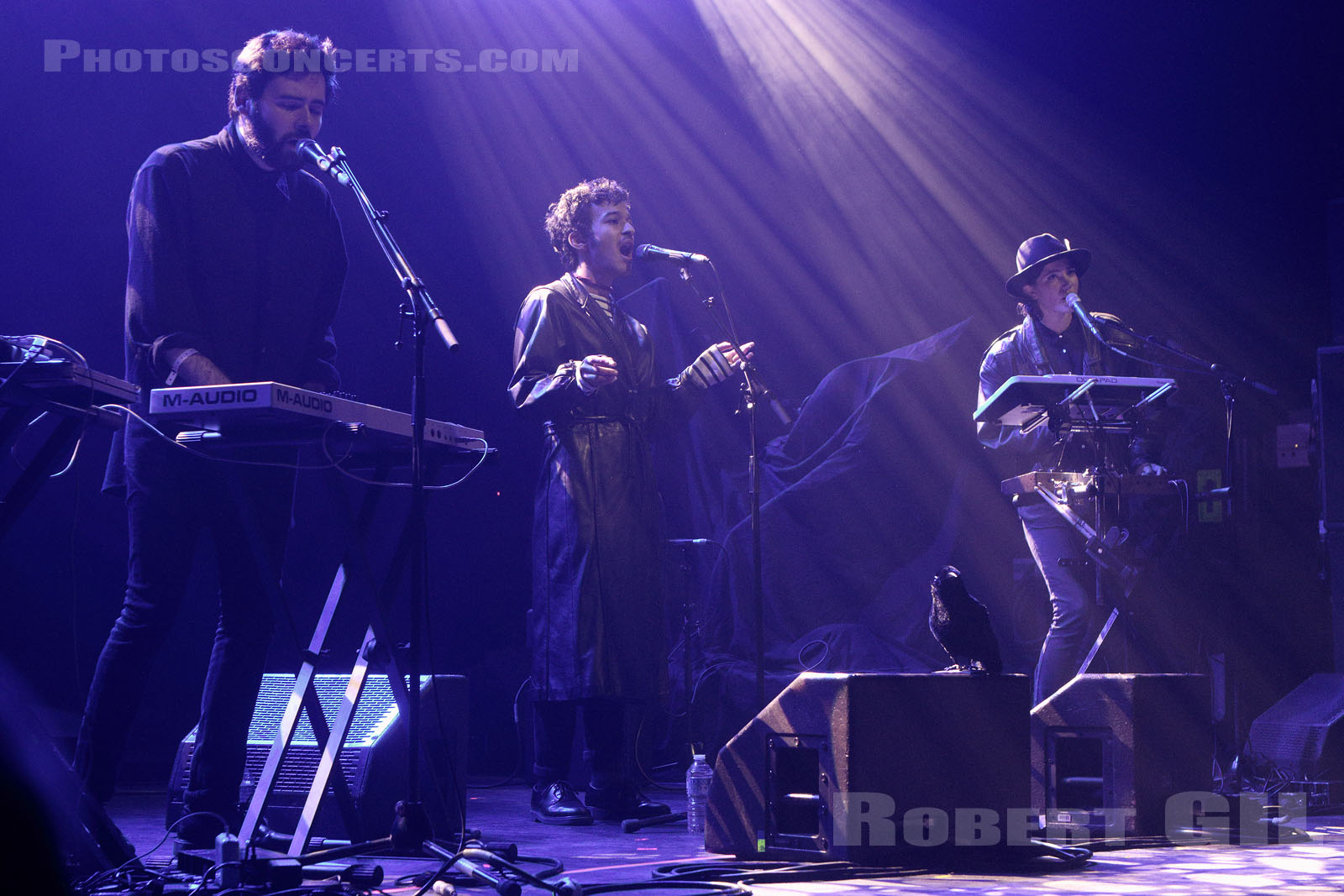 ADAM NAAS - 2016-11-20 - PARIS - La Cigale
