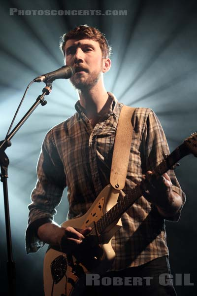 AIDAN KNIGHT - 2014-04-18 - PARIS - Point Ephemere