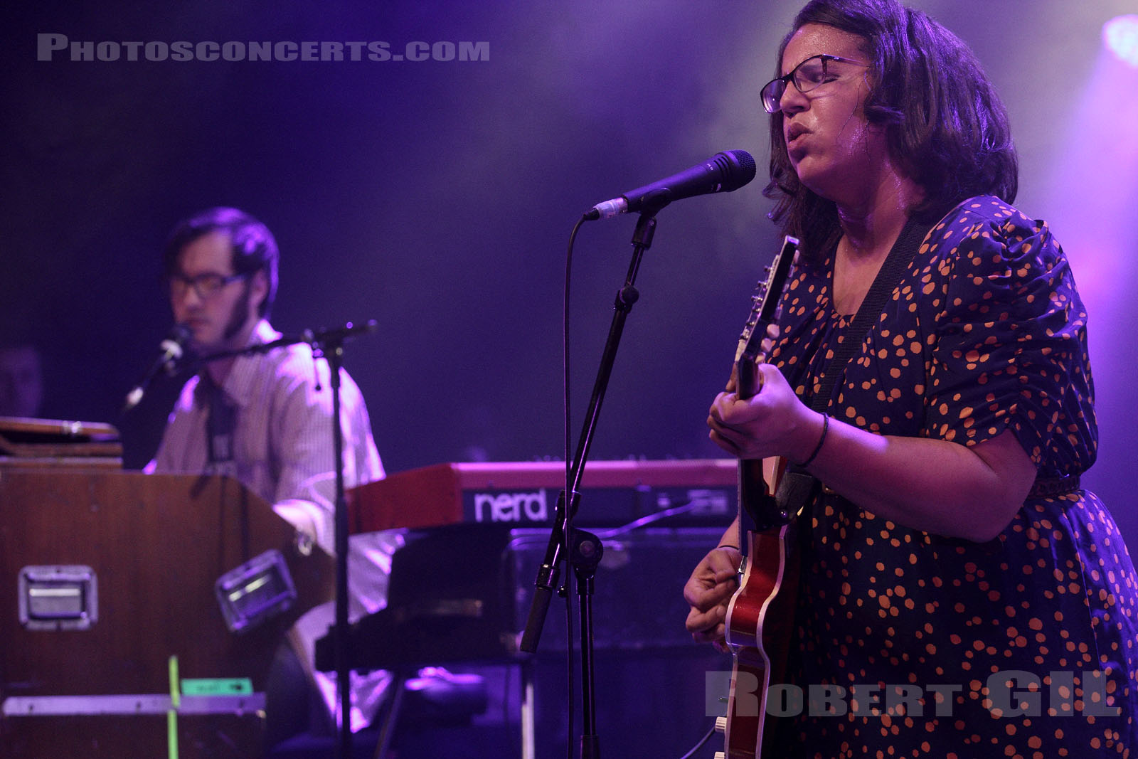 ALABAMA SHAKES - 2012-11-10 - PARIS - La Cigale
