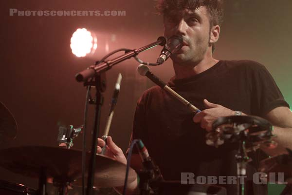ALL WE ARE - 2014-10-29 - PARIS - Trabendo