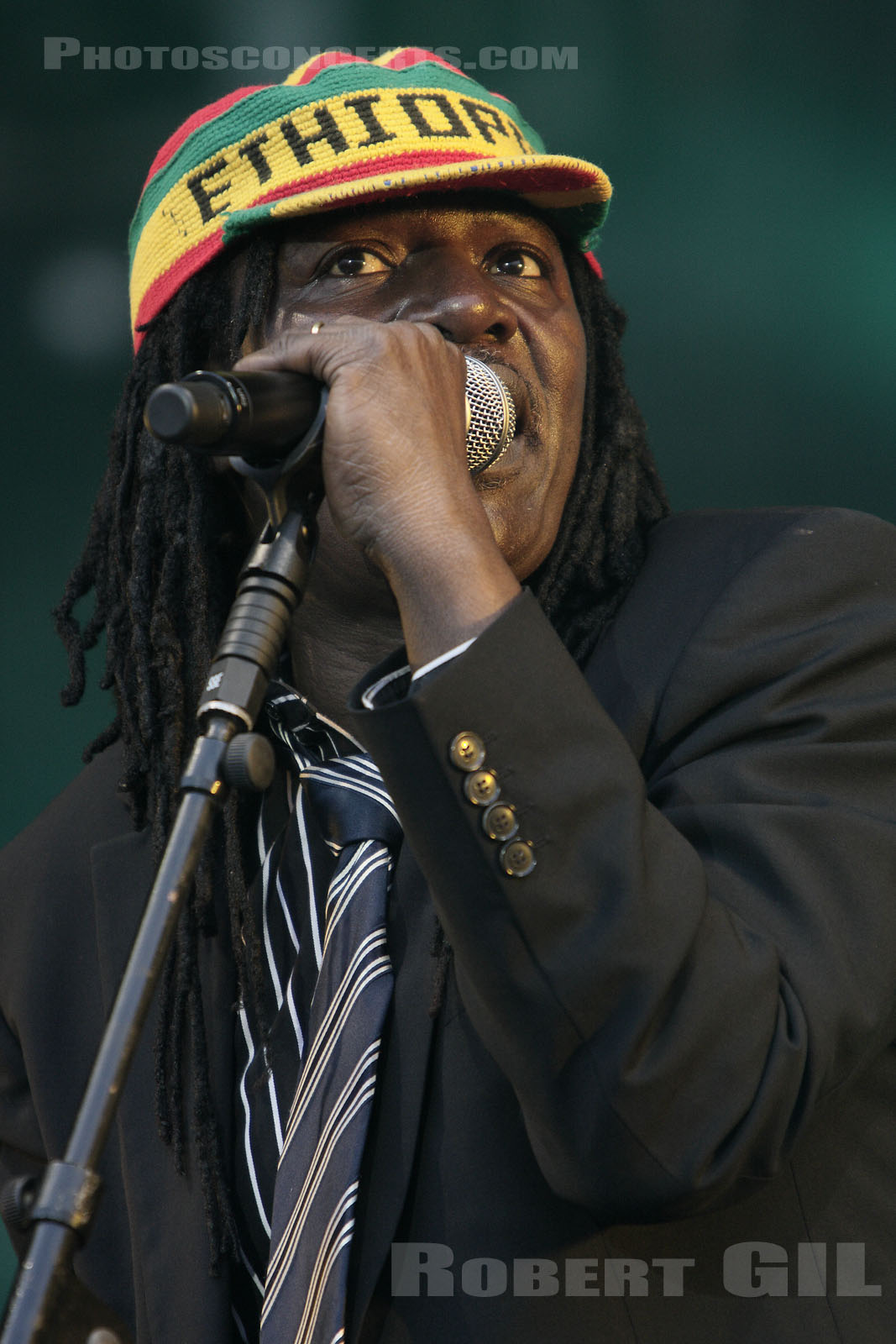 ALPHA BLONDY - 2008-07-04 - PARIS - Hippodrome de Longchamp
