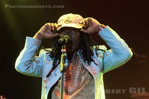 ALPHA BLONDY - 2014-09-12 - LA COURNEUVE - Parc Departemental - Grande Scene