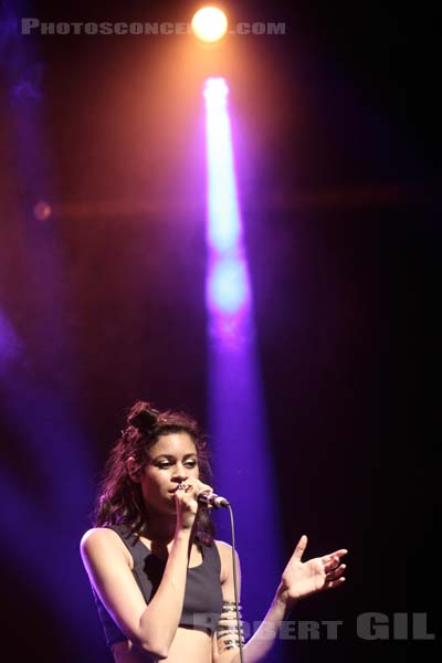ALUNAGEORGE - 2013-11-10 - PARIS - La Cigale