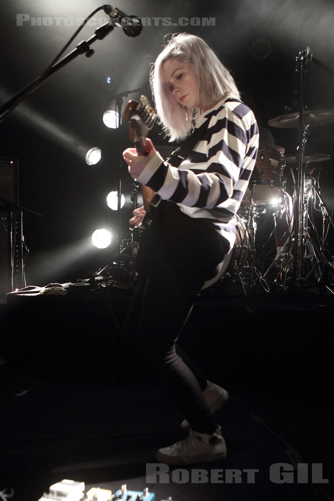 ALVVAYS - 2018-02-26 - PARIS - Trabendo