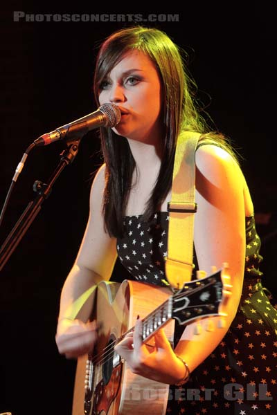 AMY MACDONALD - 2008-10-18 - PARIS - La Maroquinerie