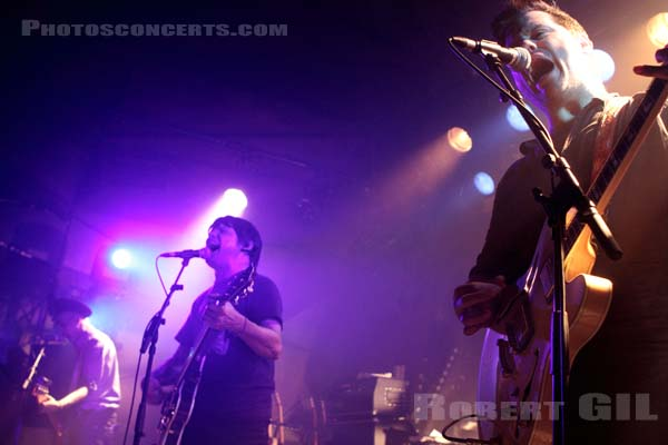 AND YOU WILL KNOW US BY THE TRAIL OF DEAD - 2012-10-22 - PARIS - Nouveau Casino