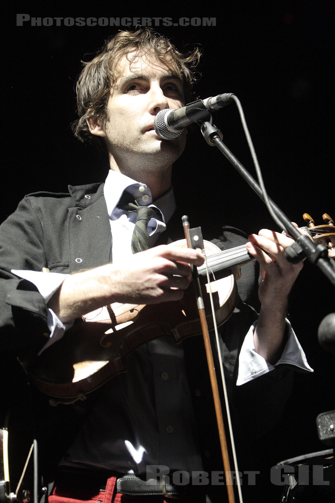 ANDREW BIRD - 2007-11-12 - PARIS - Olympia