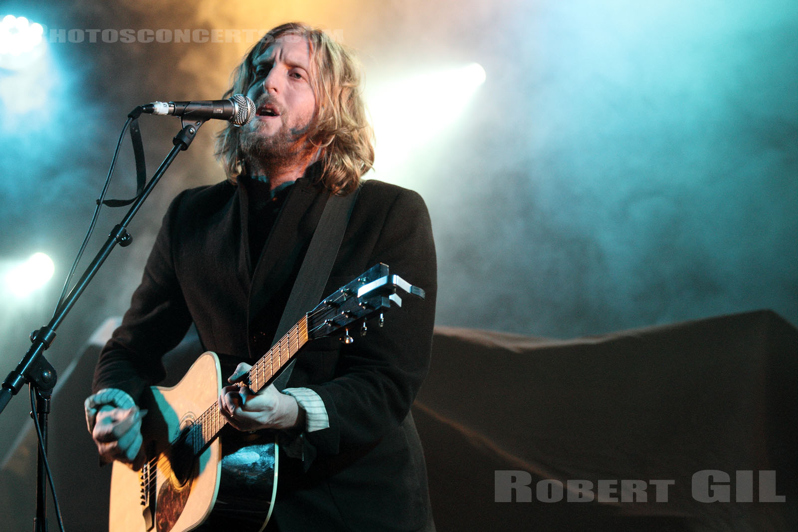 ANDY BURROWS - 2012-11-06 - PARIS - Divan du Monde
