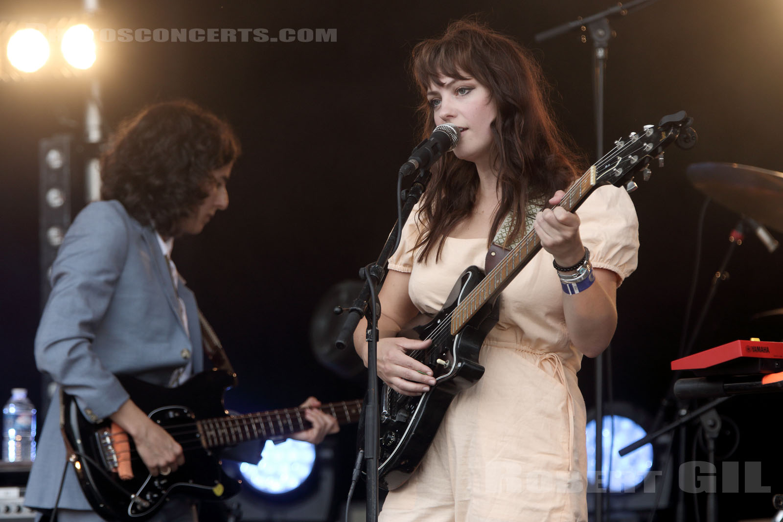 ANGEL OLSEN - 2017-08-20 - SAINT MALO - Fort de St Pere