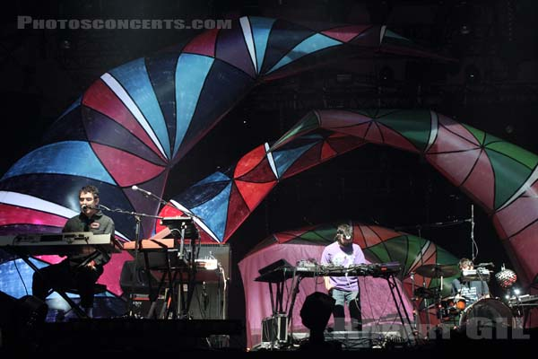 ANIMAL COLLECTIVE - 2012-11-02 - PARIS - Grande Halle de La Villette