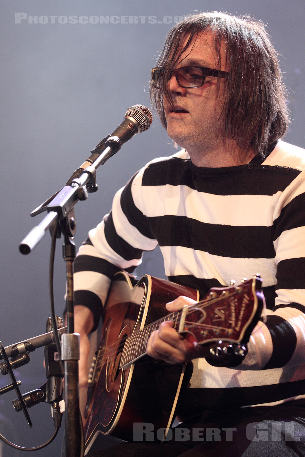 ANTON NEWCOMBE - 2014-04-09 - PARIS - Radio France (Studio 105)