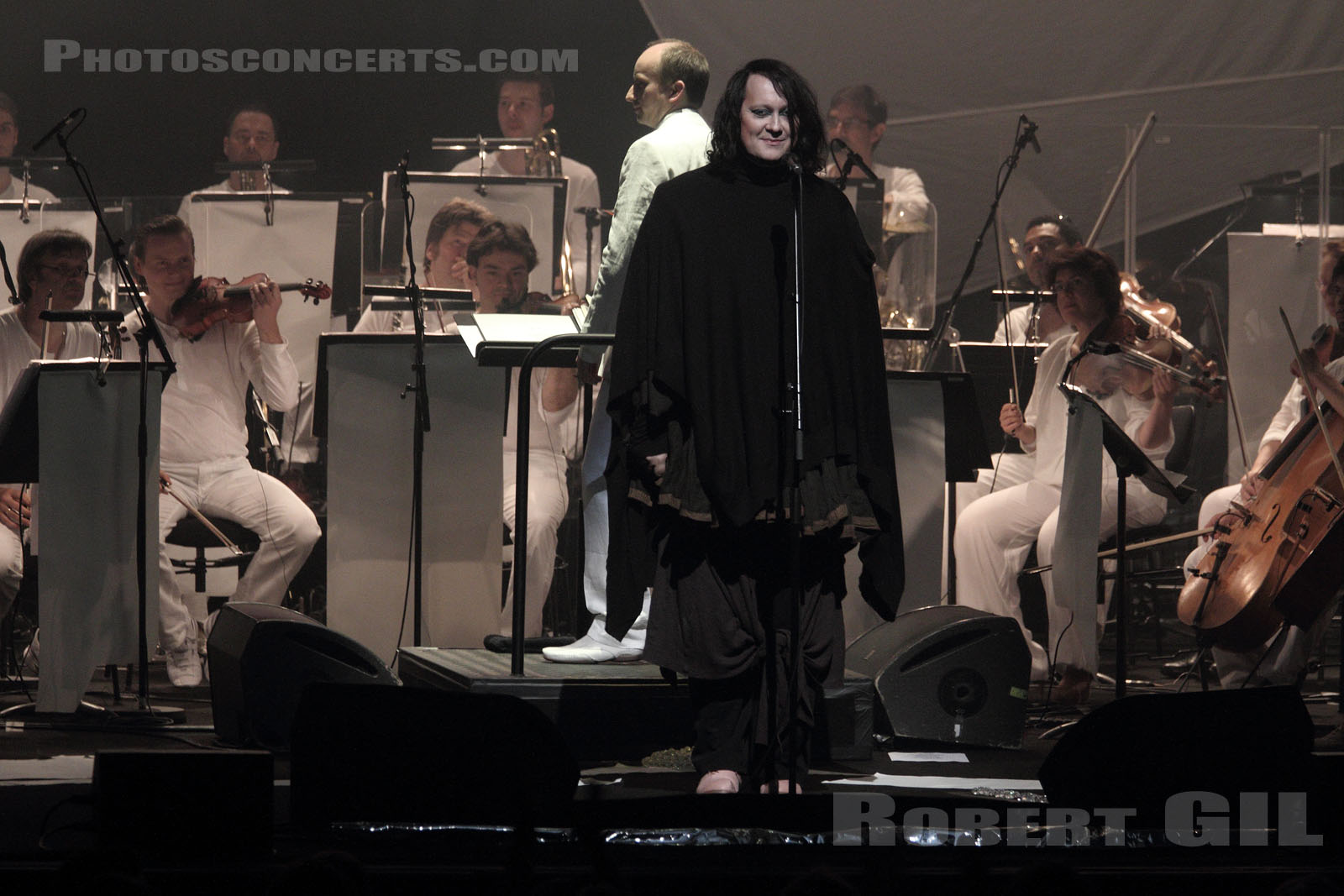 ANTONY AND THE JOHNSONS - 2012-07-03 - PARIS - Salle Pleyel