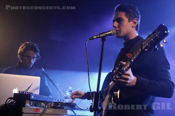 APES AND HORSES - 2016-02-16 - PARIS - Badaboum