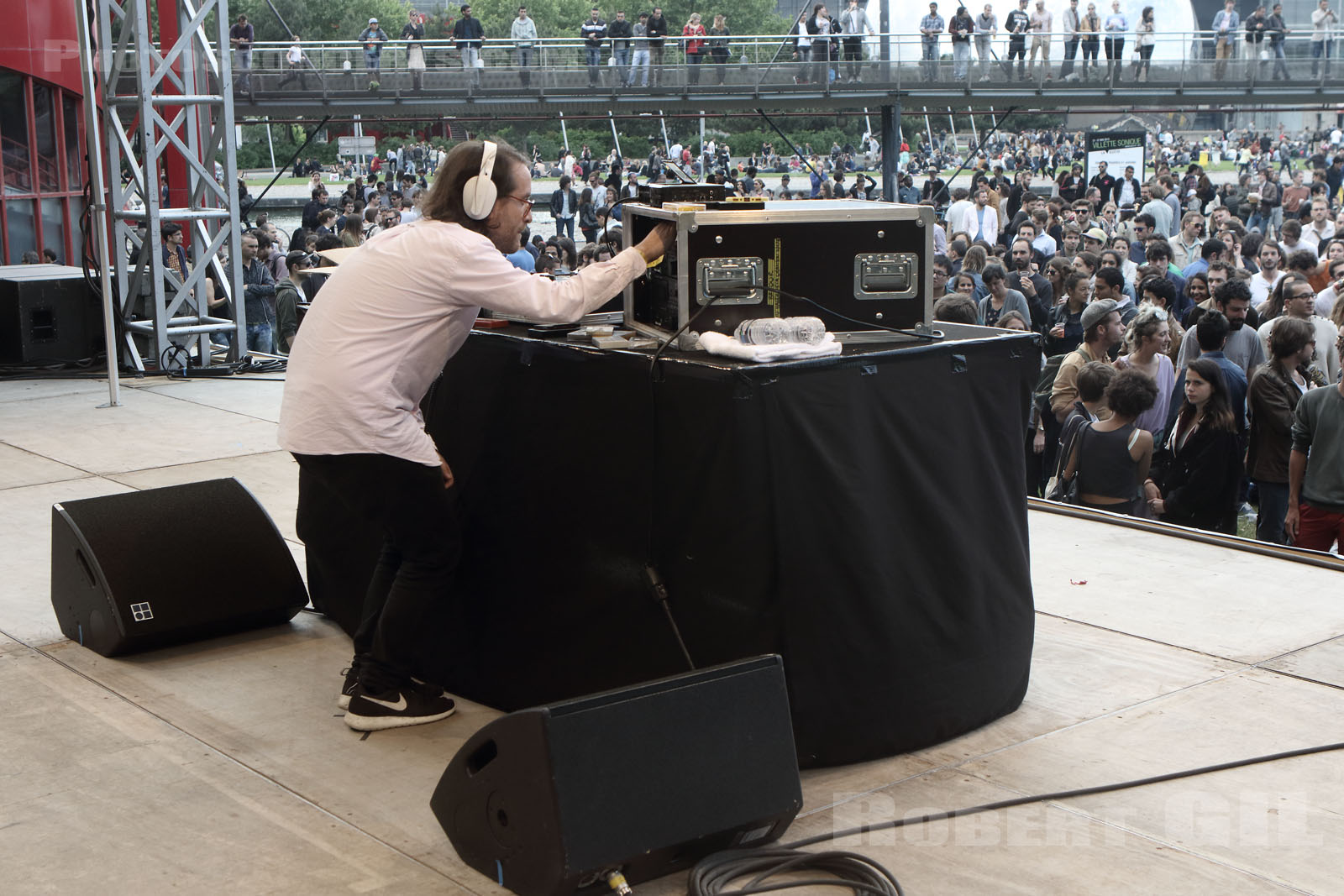 AWESOME TAPES FROM AFRICA - 2015-05-23 - PARIS - Parc de la Villette