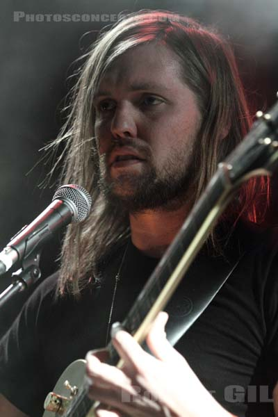 BAND OF SKULLS - 2012-01-26 - PARIS - La Fleche d'Or