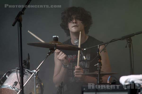 BASS DRUM OF DEATH - 2012-08-25 - SAINT CLOUD - Domaine National - Scene Pression Live