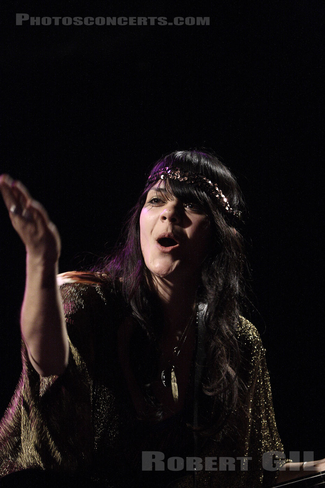 BAT FOR LASHES - 2007-10-24 - PARIS - Trabendo
