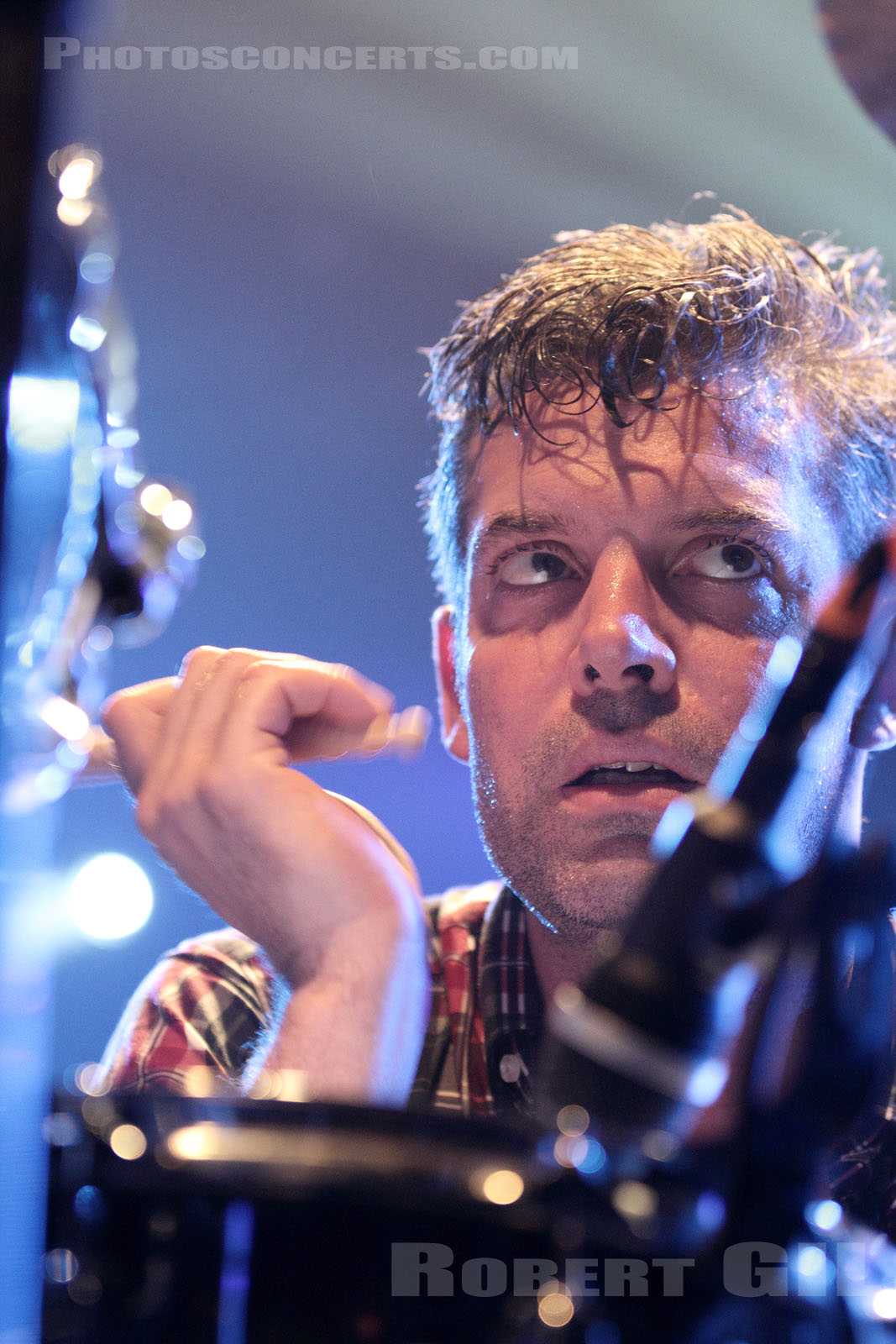 BATTLES - 2011-11-15 - PARIS - La Machine (du Moulin Rouge)