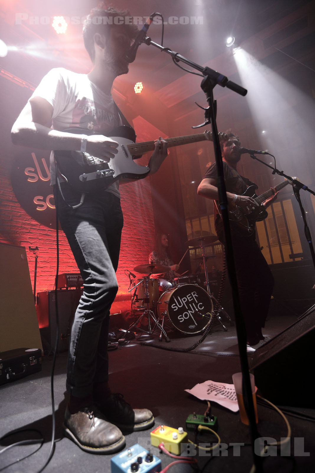 BEACH BUGS - 2019-03-11 - PARIS - Supersonic