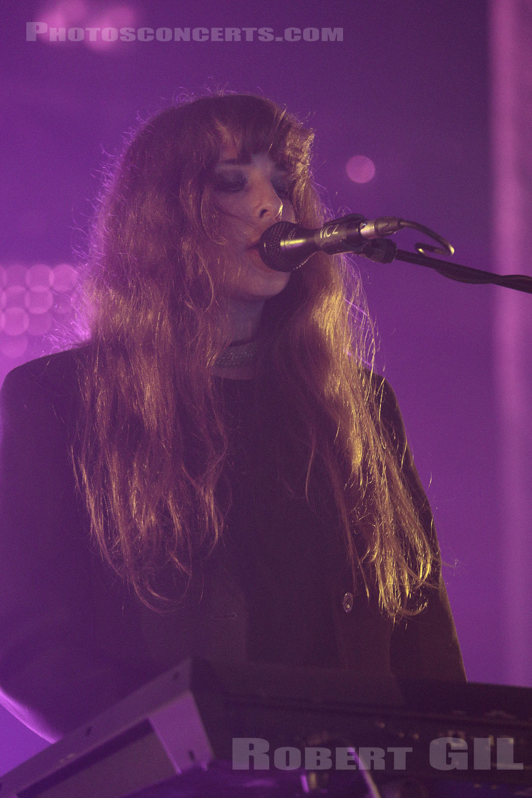 BEACH HOUSE - 2015-10-29 - PARIS - Grande Halle de La Villette