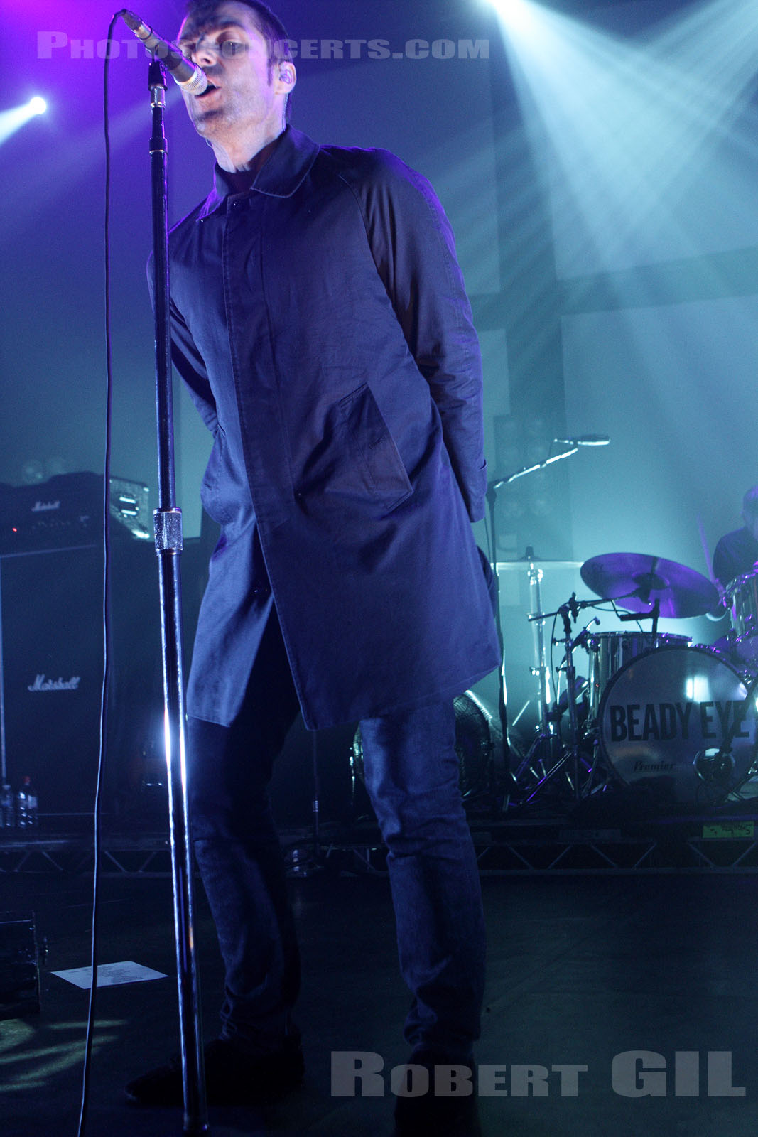 BEADY EYE - 2014-02-27 - PARIS - Le Bataclan