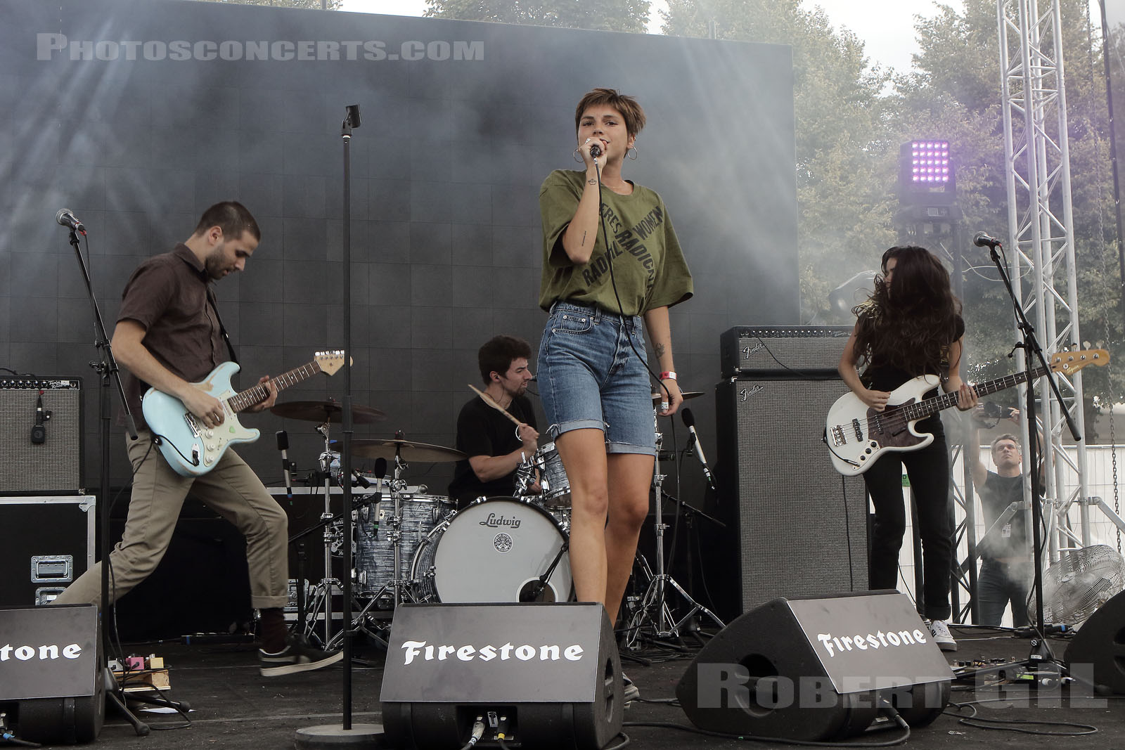 BELAKO - 2018-08-26 - SAINT CLOUD - Domaine National - Scene Firestone