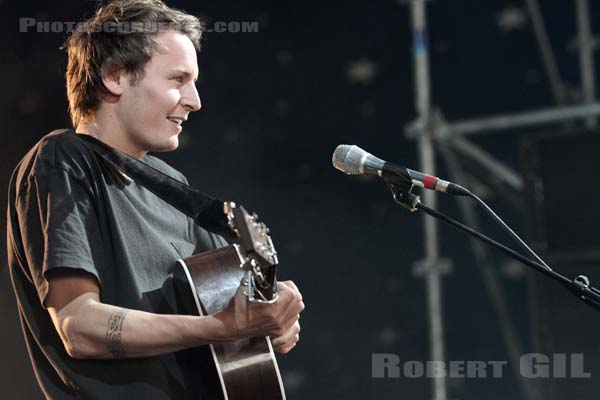 BEN HOWARD - 2012-06-22 - PARIS - Hippodrome de Longchamp