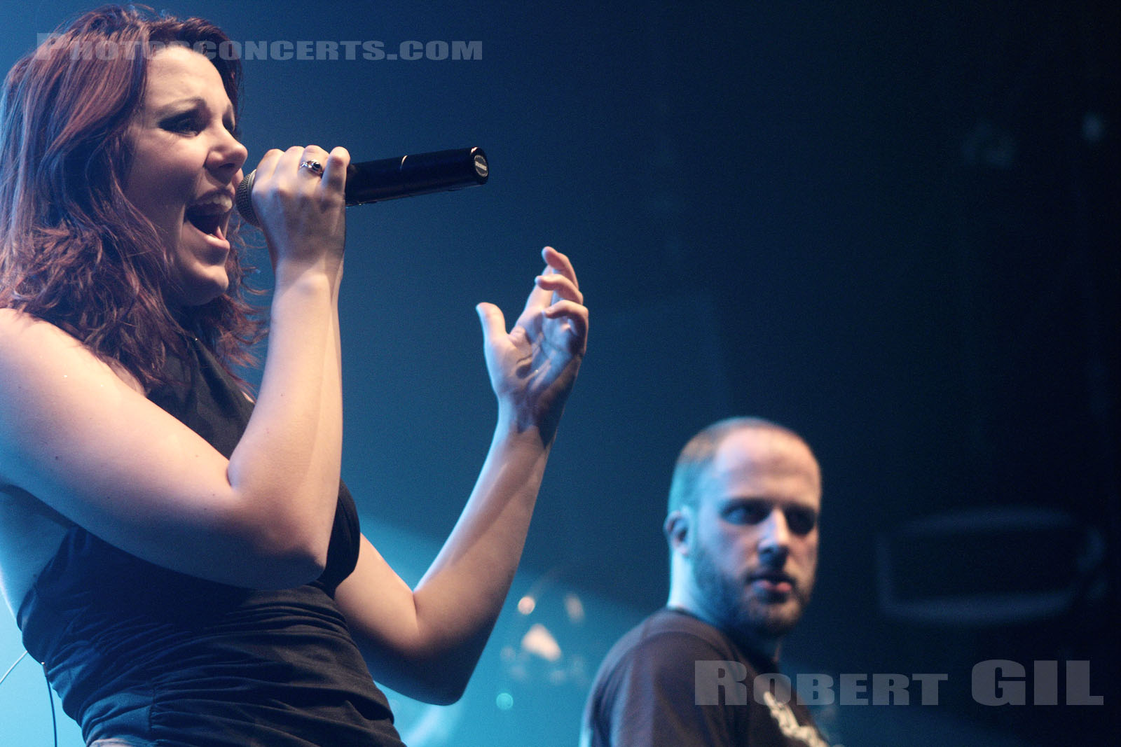 BENIGHTED SOUL - 2012-02-28 - PARIS - Le Bataclan