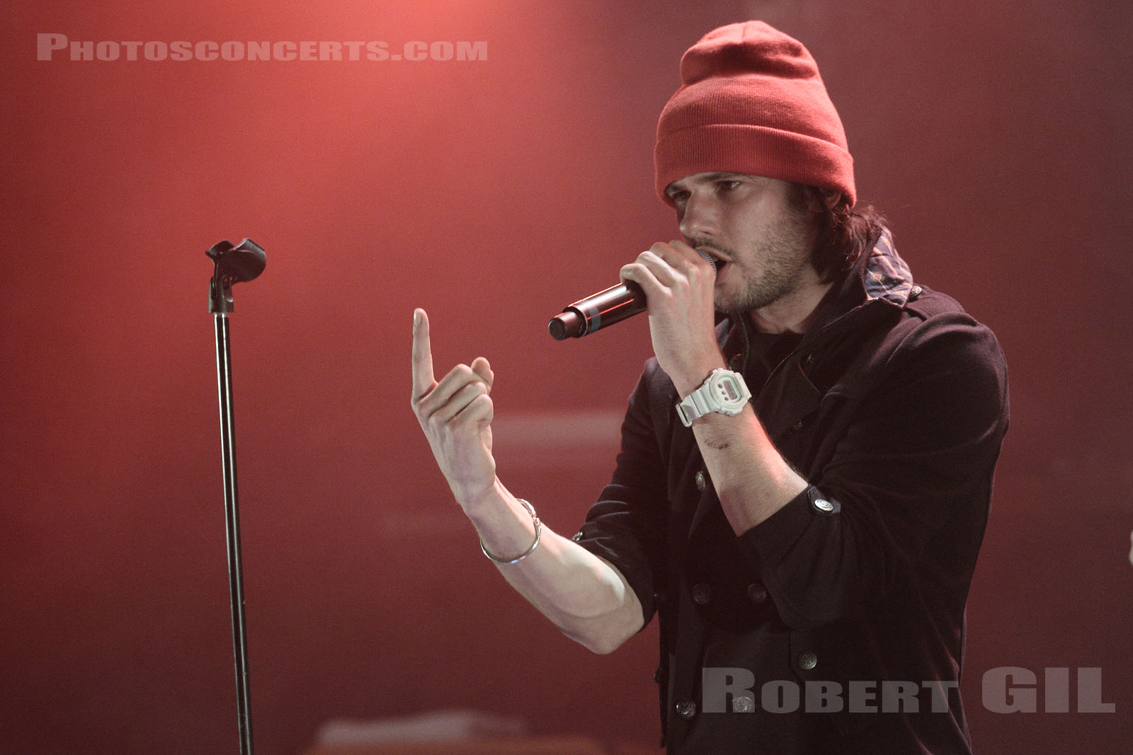 BENJAMIN BIOLAY - 2012-11-11 - PARIS - La Cigale