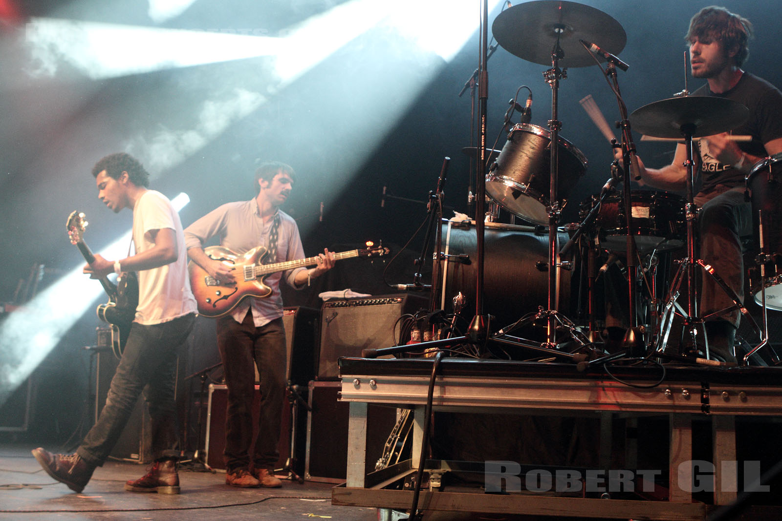 BENJAMIN BOOKER - 2014-11-14 - PARIS - La Cigale