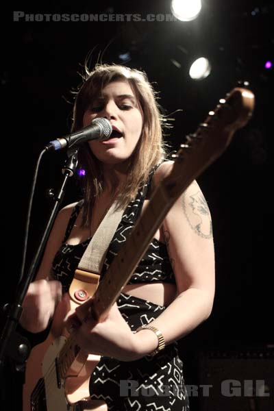 BEST COAST - 2011-04-23 - PARIS - La Maroquinerie