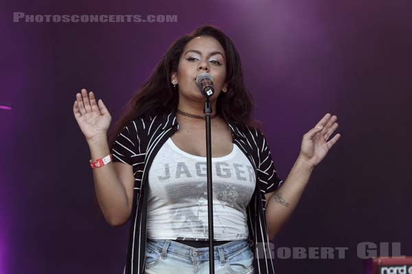 BIBI BOURELLY - 2016-08-28 - SAINT CLOUD - Domaine National - Scene Pression Live