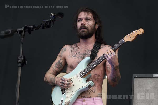 BIFFY CLYRO - 2017-06-30 - ARRAS - La Citadelle - Main Stage