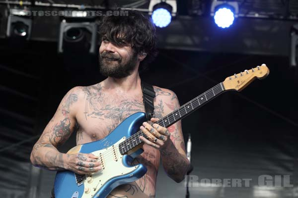 BIFFY CLYRO - 2019-07-21 - PARIS - Hippodrome de Longchamp - Alternative Stage