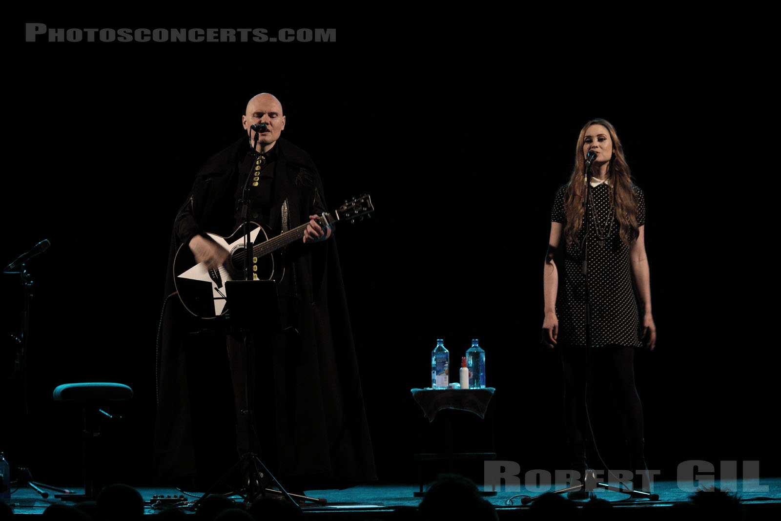 BILLY CORGAN - 2019-06-24 - PARIS - Le Trianon