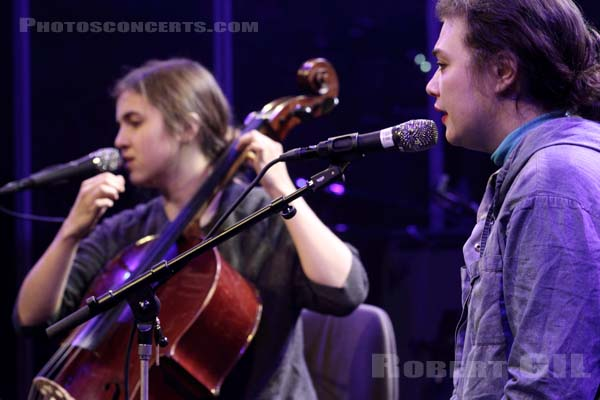 BIRDS ON A WIRE - 2014-03-26 - PARIS - Radio France (Studio 105)