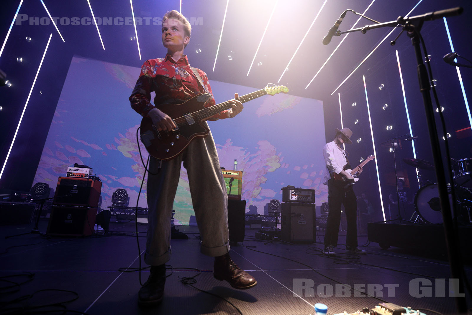 BLACK MIDI - 2019-09-20 - ANGERS - Le Quai - Forum