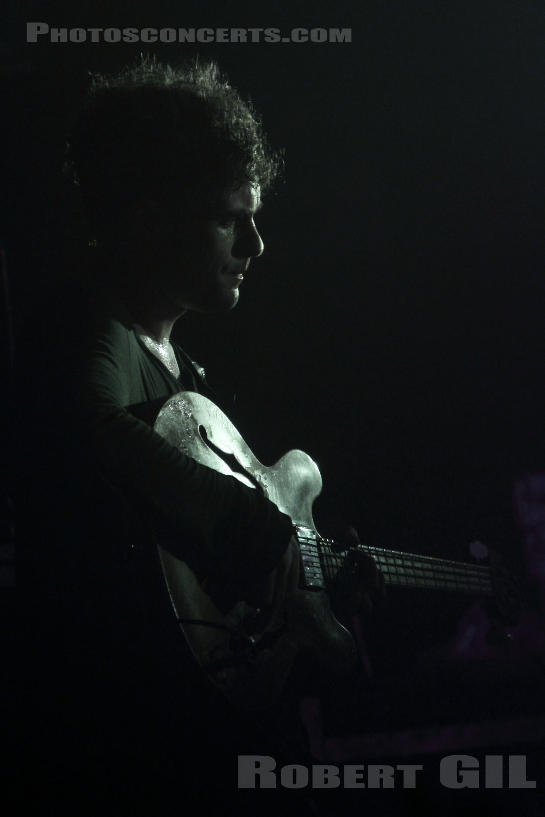 BLACK REBEL MOTORCYCLE CLUB - 2010-05-12 - PARIS - Le Bataclan