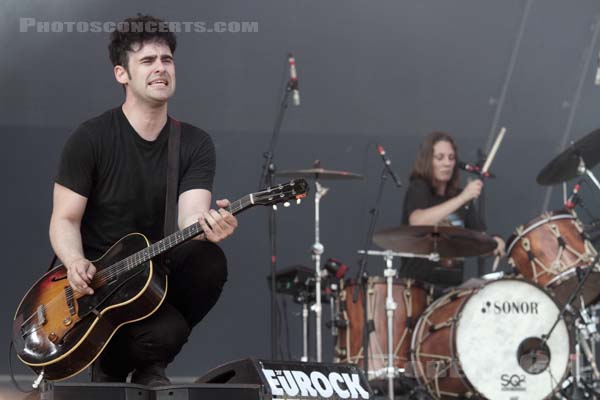BLACK REBEL MOTORCYCLE CLUB - 2013-07-06 - BELFORT - Presqu'ile du Malsaucy