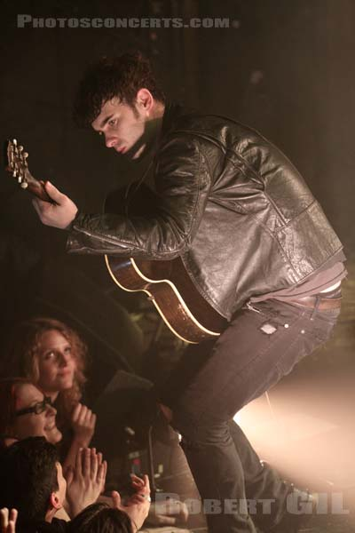 BLACK REBEL MOTORCYCLE CLUB - 2014-02-24 - PARIS - Le Trianon