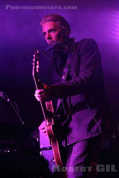 BLACK REBEL MOTORCYCLE CLUB - 2019-05-28 - PARIS - Olympia