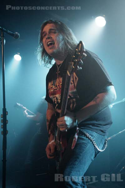 BLACK STONE CHERRY - 2008-11-18 - PARIS - La Boule Noire