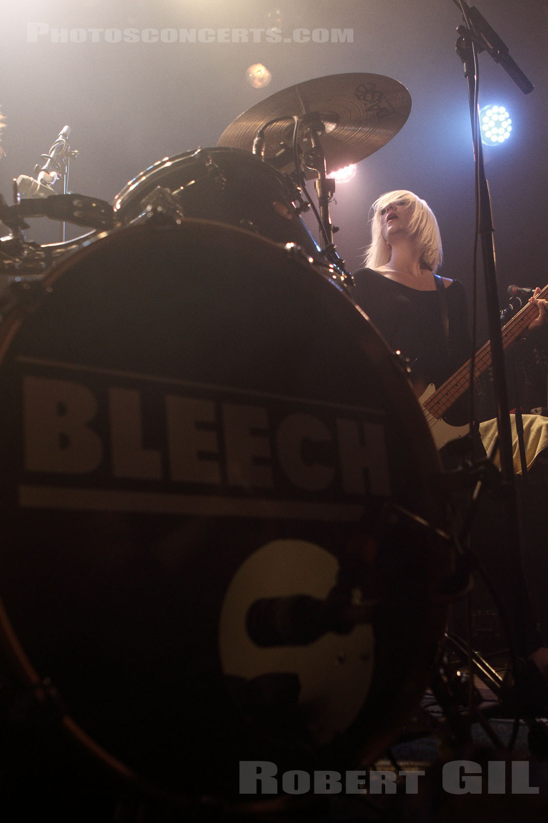BLEECH - 2012-11-19 - PARIS - Divan du Monde
