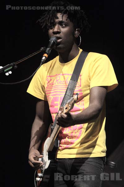 BLOC PARTY - 2007-06-28 - ROUEN - Zenith