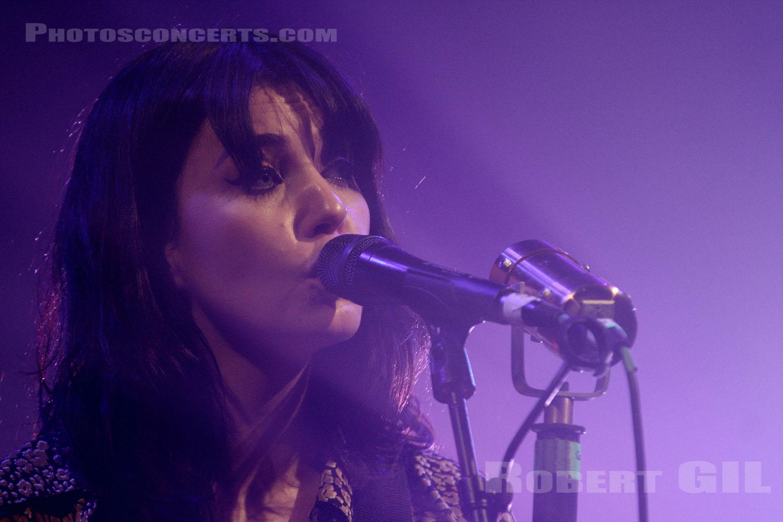 BLOOD RED SHOES - 2014-03-19 - PARIS - Gaite Lyrique