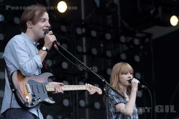 BOMBAY BICYCLE CLUB - 2012-08-26 - SAINT CLOUD - Domaine National - Grande Scene
